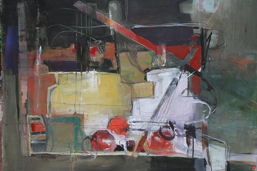 Abstract/Still Life
