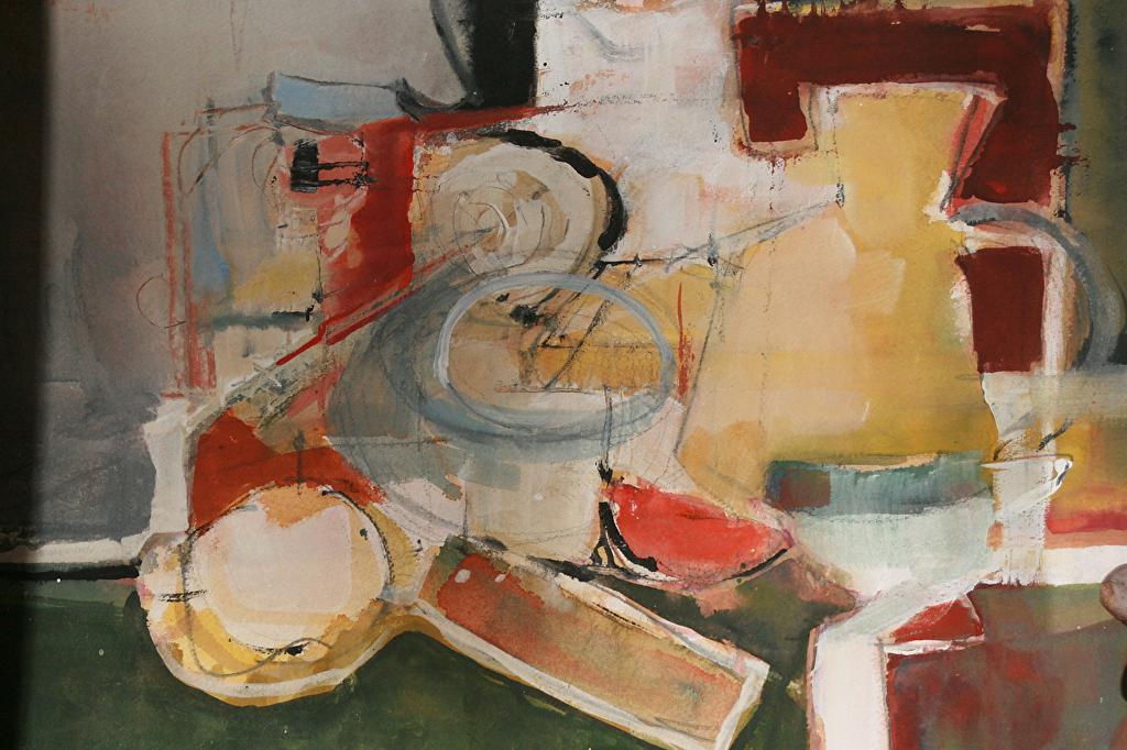 Abstract/Still Life #2
